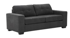 3 Seater Sofa Tivoli   Charcoal
