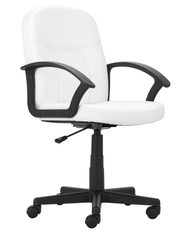 Monash Office Chair White