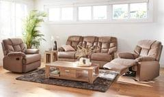 Webster 3 Seater & 2 Reclining Armchairs Set
