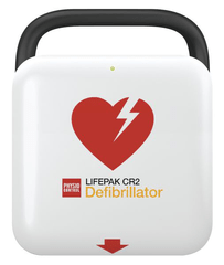 LIFEPACK CR2 ESSENTIAL DEFIBRILLATOR
