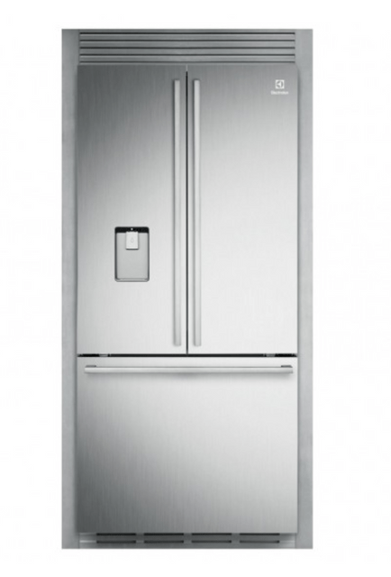 Electrolux Trim Kit for 80cm Refrigerator - Brushed Silver Fin