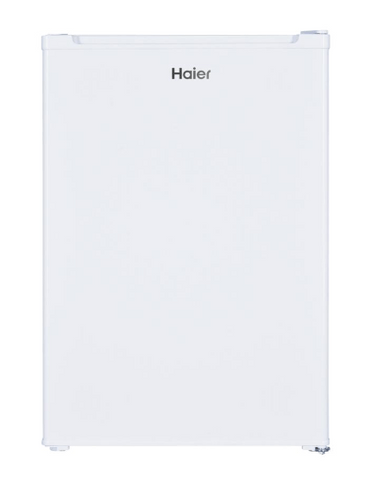 Haier 78L Bar Fridge 1*Energy Reversible Door - White