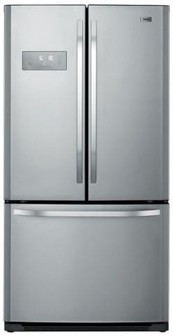 Haier 631L 3 Door French Door Fridge/Freezer