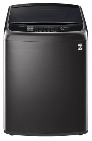 LG 10Kg Top Load Washer 4*WELS 4*Energy Blk S/S
