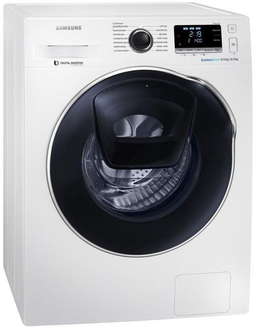 Samsung 8.5Kg Front Load Washer/6Kg Dryer Combo
