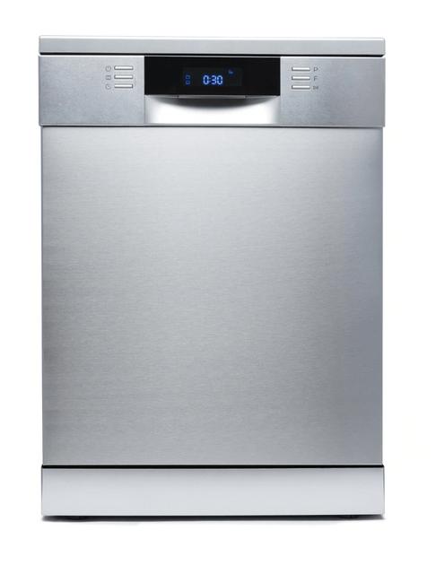 DeLonghi 60cm Freestanding Dishwasher 5 Star WELS S/S