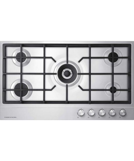 Fisher &Paykel 90cm 5 burner Gas Cooktop F/Failure