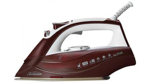 Sunbeam Alpha Power Iron - Marsala