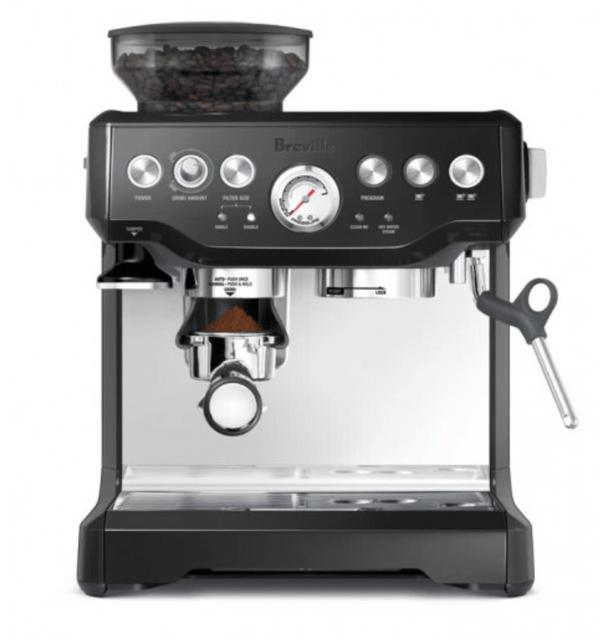 Breville the Barista Touch Coffee Machine - Black Truffle