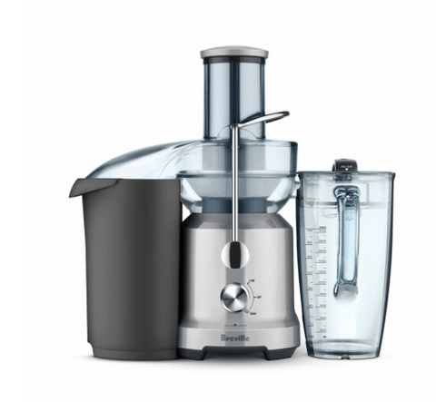 Breville The Juice Fountain Cold in Silver