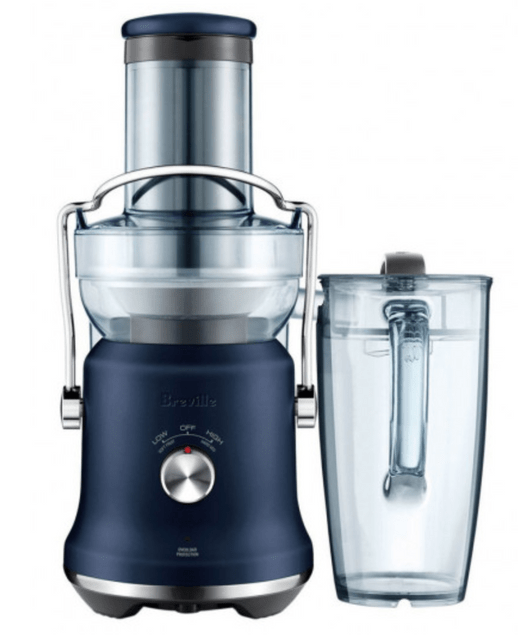Breville Juice Fountain Cold Plus - Damson Blue