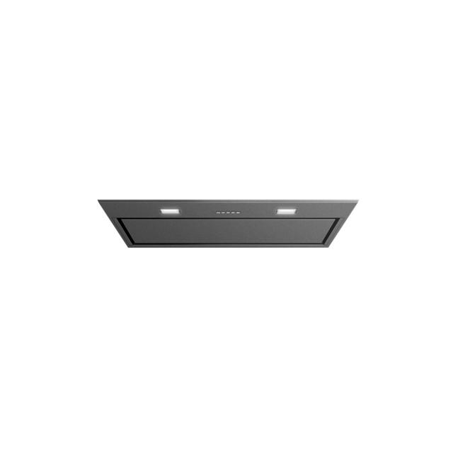 Electrolux 86cm Integrated Rangehood 680m3/hr Dark S/S