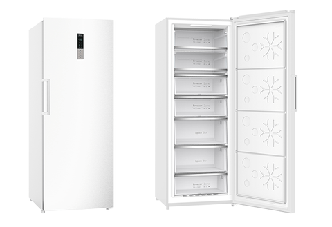 Changhong 431L Frost Free Inverter System Hybrid Fridge Freezer