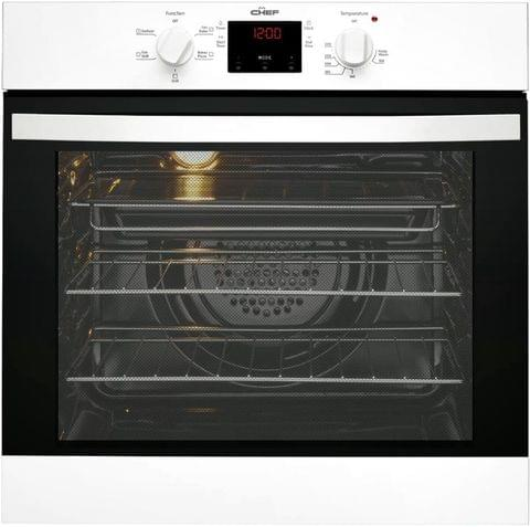 Chef 80L Built-In Electric Oven