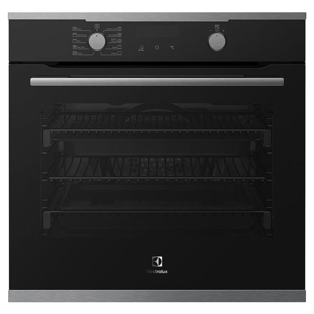 Electrolux 60cm Pyrolytic Oven 10 Functions + Steam S/S