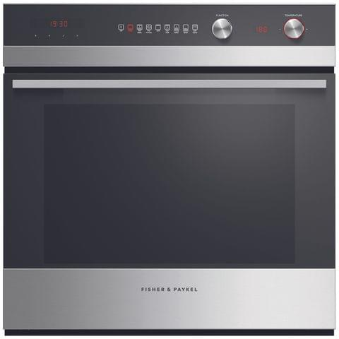 Fisher &Paykel 60cm Built-In Pyrolytic Oven 8 Function