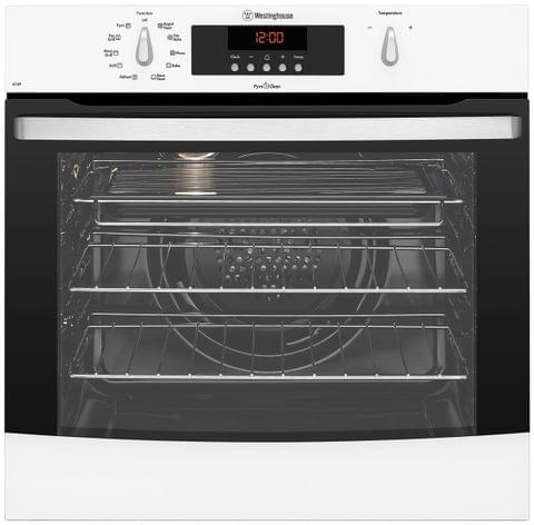Westinghouse 60cm 10 Function Pyrolytic Oven programmable Clock