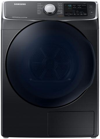 Samsung 10kg Hybrid Heat Pump Dryer Black S/S