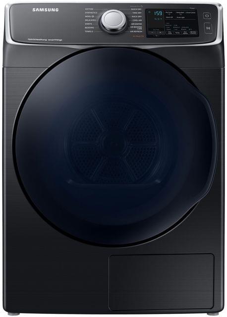 Samsung 10kg Hybrid Heat Pump Dryer Black S/S