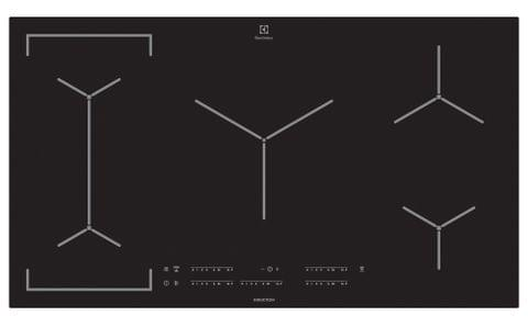 Electrolux 90cm Induction Cooktop 5 Zone