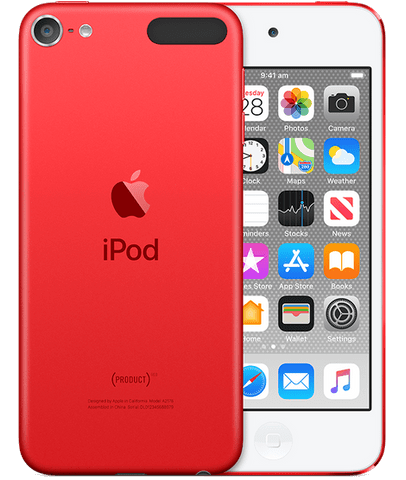 IPOD TOUCH 32GB - PRODUCTRED