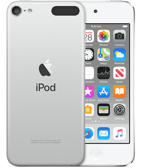 IPOD TOUCH 256GB - SILVER