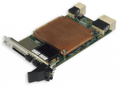 KIC552 3U CompactPCI Serial PCI Express Switchboard