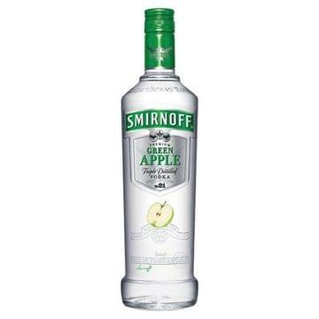 Smirnoff Green Apple 1 Litre