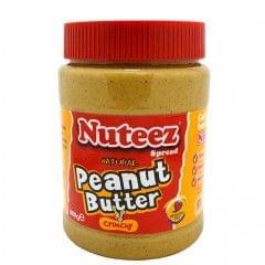 Nuteez 800g Crunchy Peanut Butter