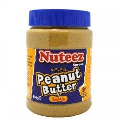 Nuteez 800g Smooth Peanut Butter