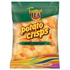 Tropical Heat Cheese & Onion Crisps 400g