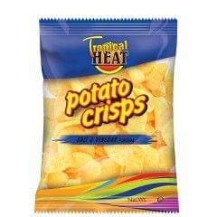 Tropical Heat Salt & Vinegar Crisps 200g