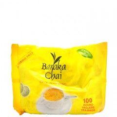 Baraka Chai 100s Catering Tea Bags 200g
