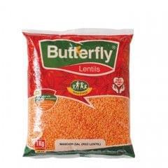 Butterfly Masoor Daal 1kg