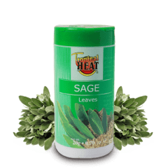 Tropical Heat Sage Leaves 20g