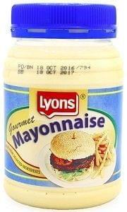 Lyons Mayonnaise 400ml