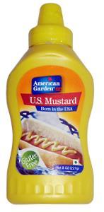 American Garden Mustard 397ml