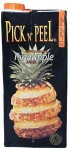 Pick N Peel Pineapple Juice 1Ltr