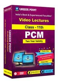 Video Lectures for JEE Mains & Adv | PCM (Class 11th) | Validity 2 Yrs | Medium : Mixed Language(E & H)