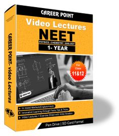 Video Lectures for NEET & AIIMS   PCB (11th+12th)   Validity 1 Year   Medium : Mixed Language (E & H)