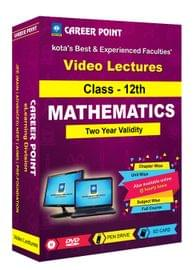 Class 12th Mathematics Video Lectures | JEE & NEET | Validity 2 Yrs | Medium : Mixed Language(E & H)
