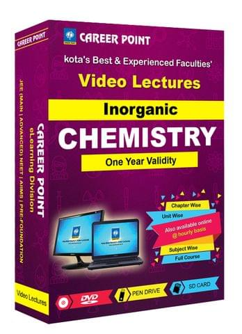 Inorganic Chemistry | JEE & NEET | Validity 1 Yr | Medium : Mixed Language (E & H)