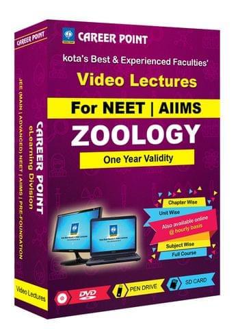 Zoology | NEET | Validity 1 Yr | Medium : Mixed Language (E & H)