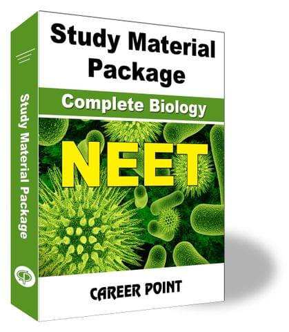 Study Material Package Complete-Biology For NEET