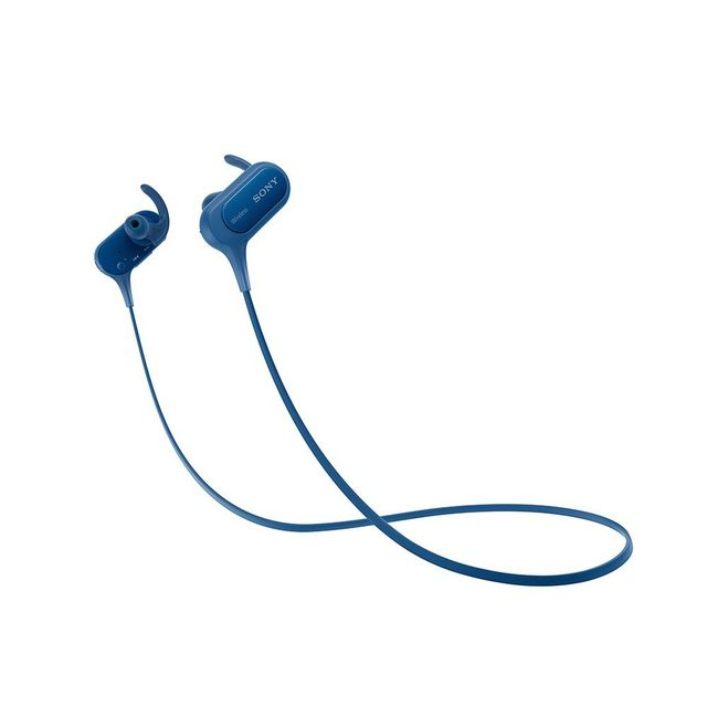 Sony Extra Bass MDR-XB50BS In-Ear Active Sports Wireless Headphones
