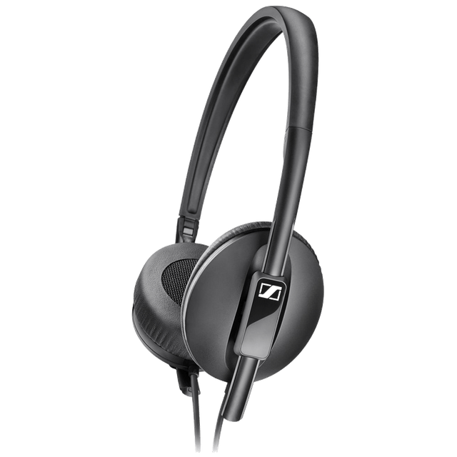 Sennheiser HD 2.10 Headphones (Black)