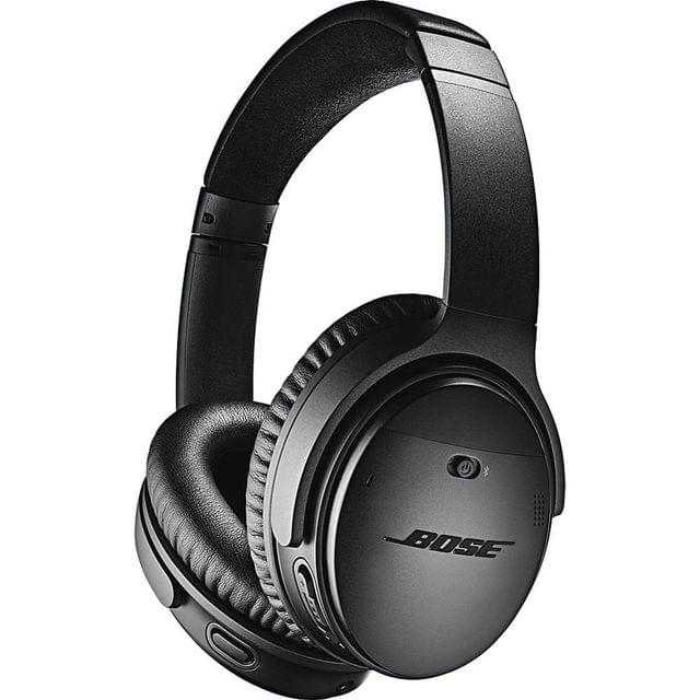 Bose Quiet Comfort 35 II Wireless Headphone (Black)