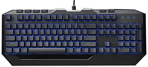 Cooler Master Devastator II - Blue LED Gaming Keyboard