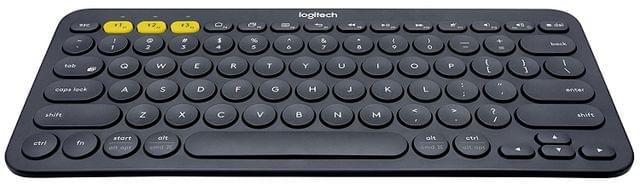 Logitech K380 920-007596 Multi-Device Bluetooth Keyboard (Dark Grey)