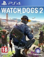 Watch Dogs 2 (PS4) Pre-Owned